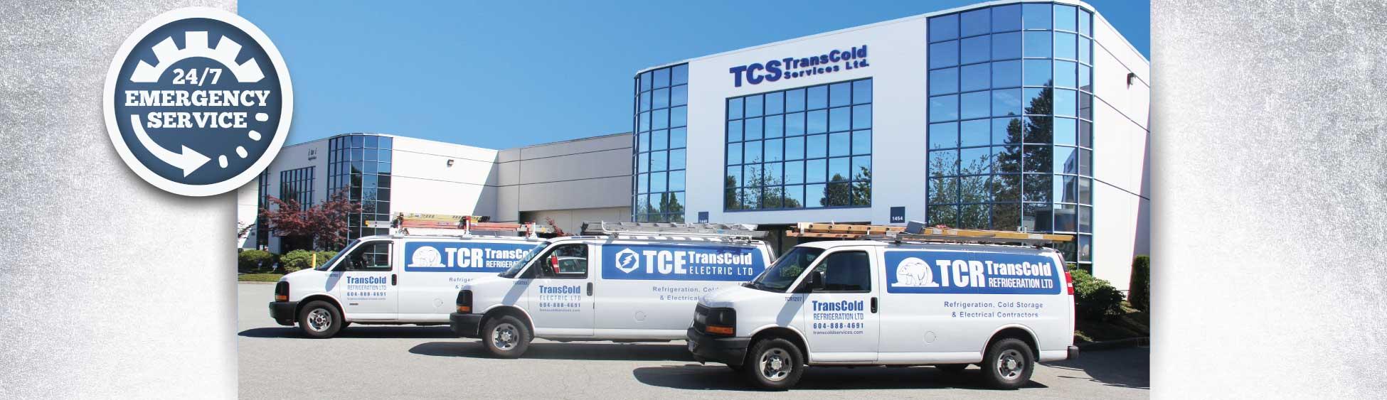 TransCold Services Fleet