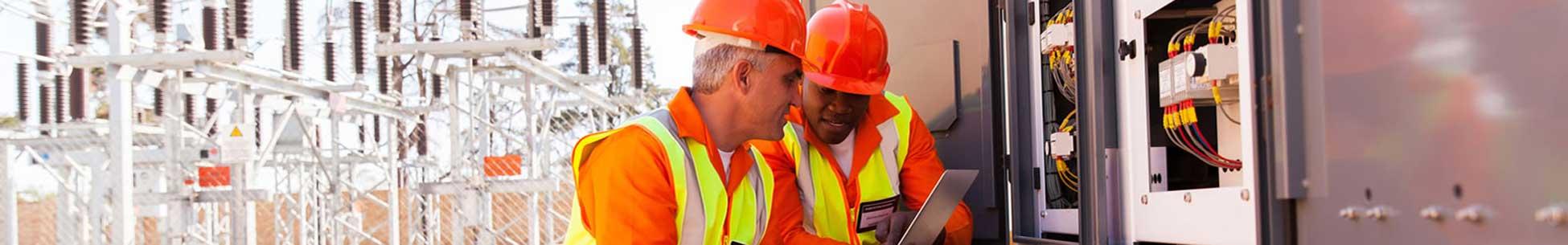 Industrial electrical contractors in Surrey